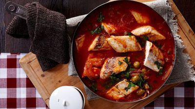 "Recipe:&nbsp;<a href=""http://kitchen.nine.com.au/2016/05/16/16/24/spicy-fish-hot-pot"" target=""_top"">Spicy fish hot pot</a>"