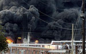 Blast rocks chemical plant in Texas, injuring three
