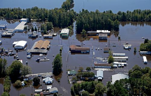 There are concerns Hurricane Florence could mirror the havoc wrought by Hurricane Matthew in 2016.
