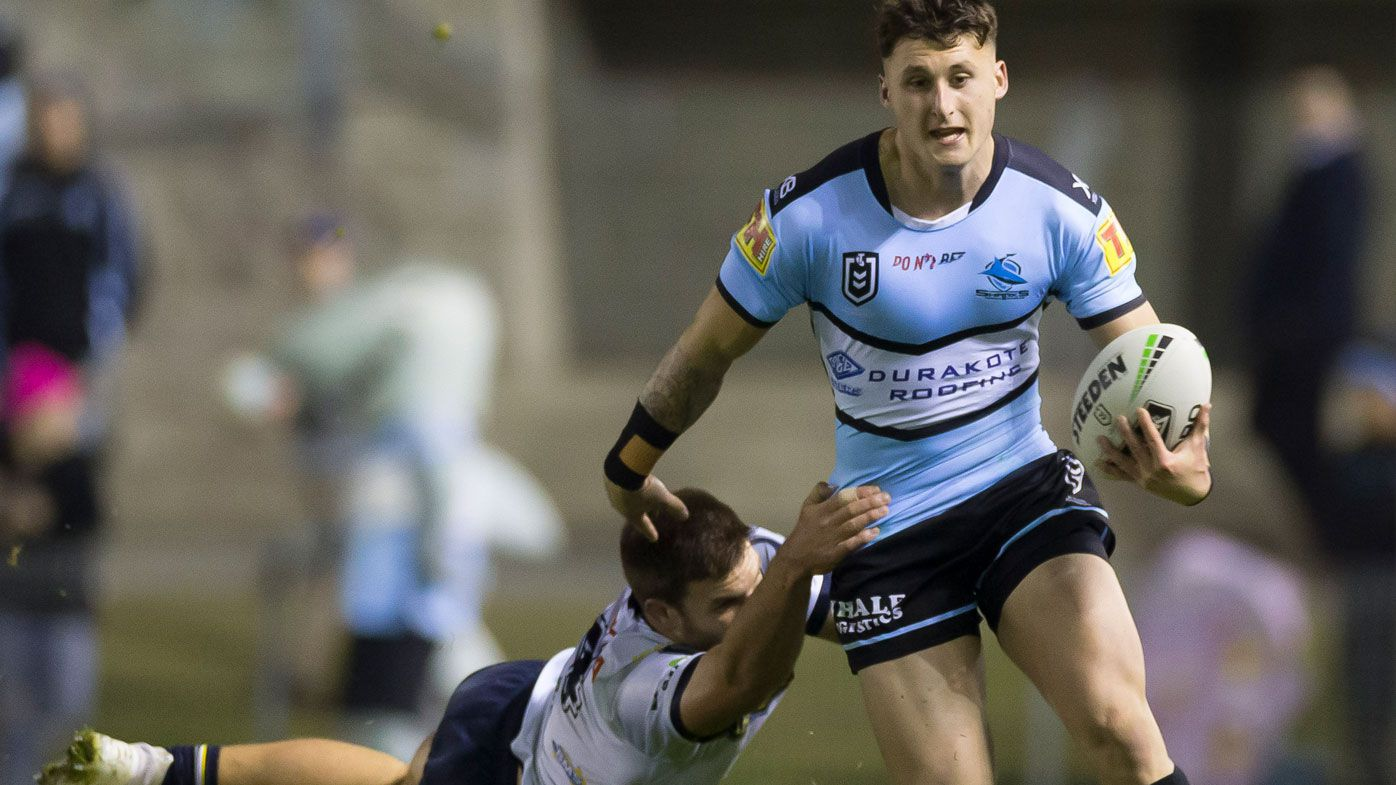 'He's their game-breaker': Bronson Xerri must play at centre if Cronulla are to make finals