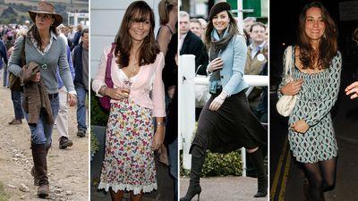 Kate Middleton's pre-royal style: a retrospective