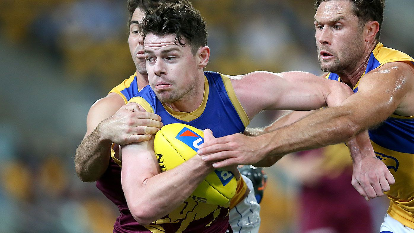 'I'm fully committed to the club': Lions star Lachie Neale confirms he will stay put in Brisbane