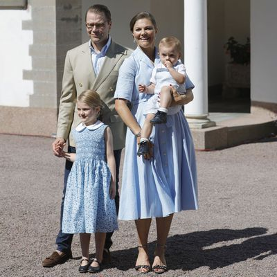 Swedish royal family children: Princess Victoria, Prince Daniel, Princess Estelle, Prince Oscar