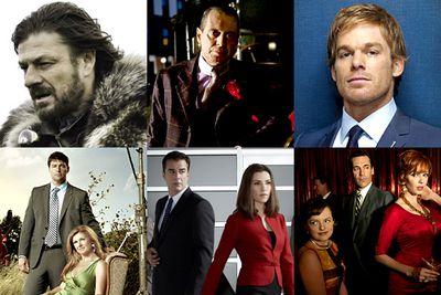 <i>Boardwalk Empire</i><br/><br/><i>Dexter</i><br/><br/><i>Friday Night Lights</i><br/><br/><i>Game of Thrones</i><br/><br/><i>The Good Wife</i><br/><br/><i>Mad Men</i>