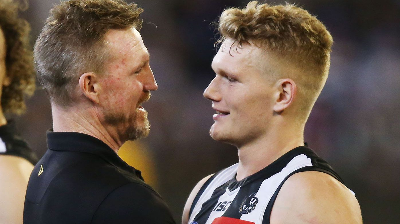 'This is a break-up': Buckley admits Treloar relationship has been 'strained'