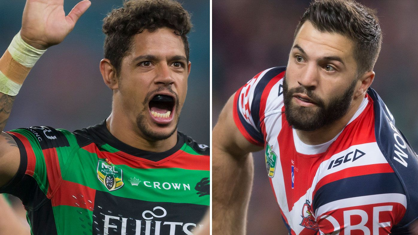 Dane Gagai and James Tedesco