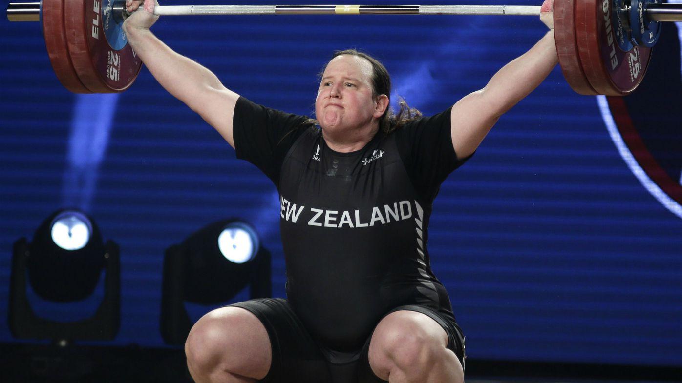 Weightlifting community needs gender debate: Games boss