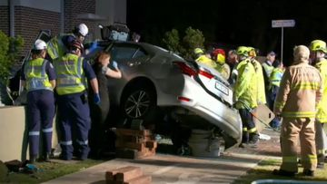 Brighton Le Sands carjacking assault Sydney man fled St George Hospital allegedly stole car crime news NSW
