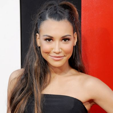 """Naya Rivera arrives at the Los Angeles premiere of """"The Hangover III"""" at Mann's Village Theatre on May 20, 2013 in Westwood, California."""