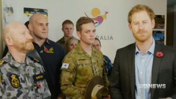 Prince Harry to bring Invictus Games to Sydney in 2018