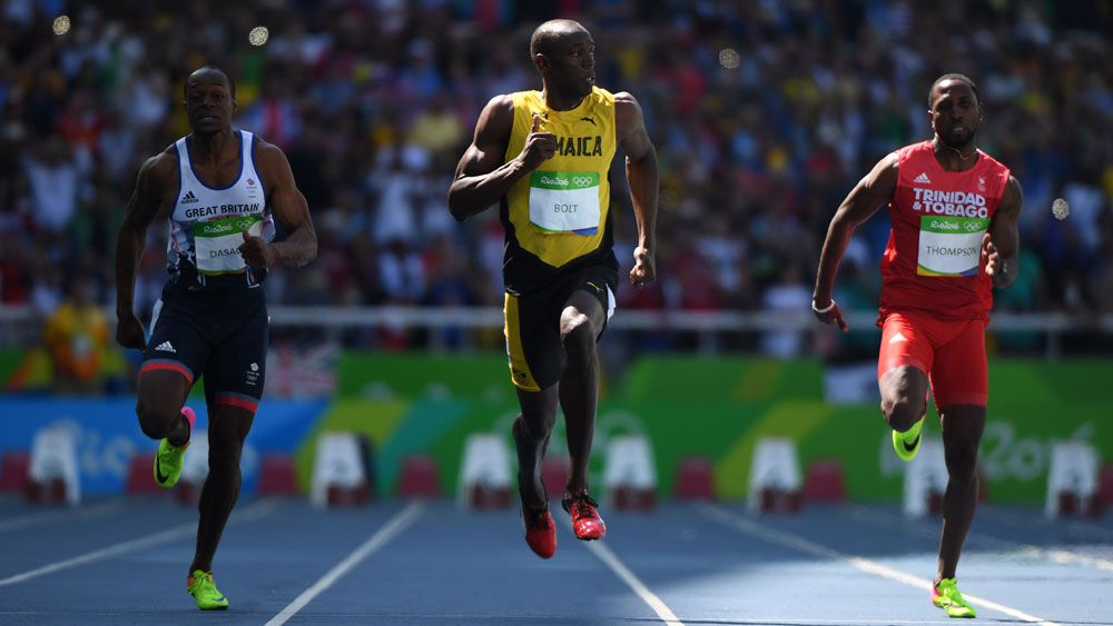 Usain Bolt. (AFP)