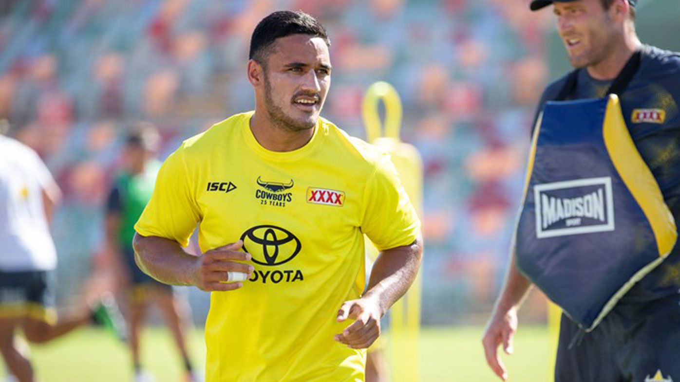 Valentine Holmes gets State of Origin call-up even before NRL return