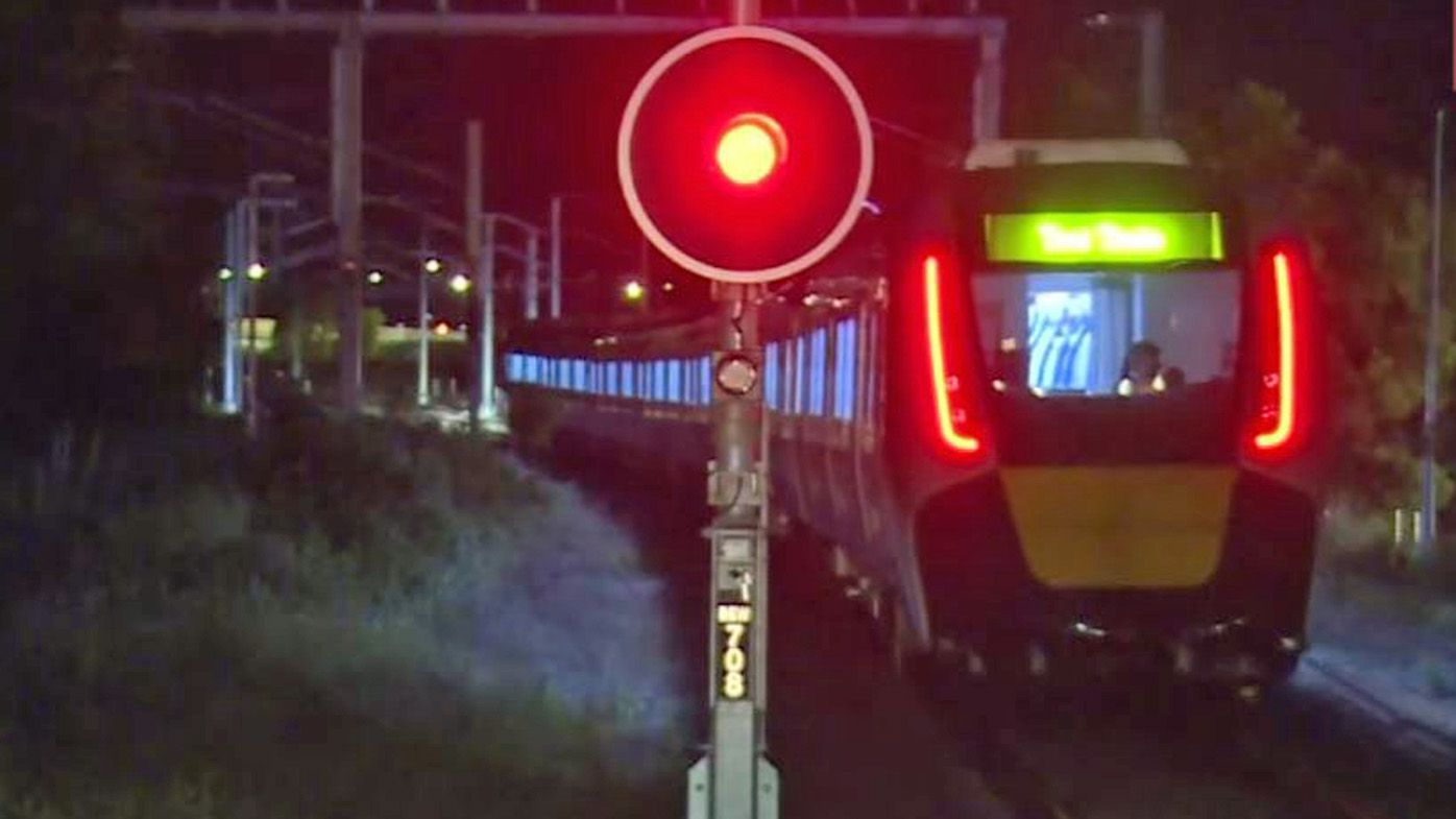 Pakenham services cancelled as Andrews Government rushes to finish $2.3 billion high capacity train network - 9News