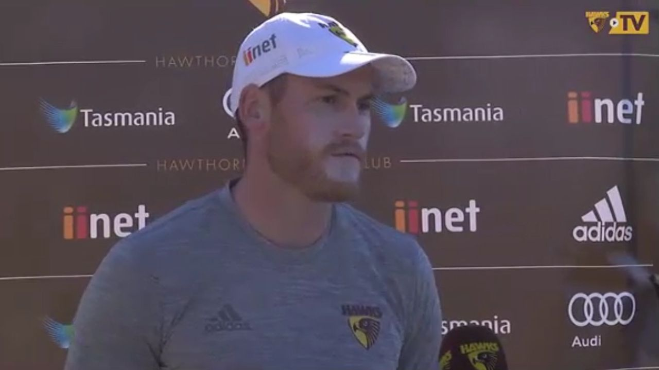 Roughead tells Rioli take all the time you need