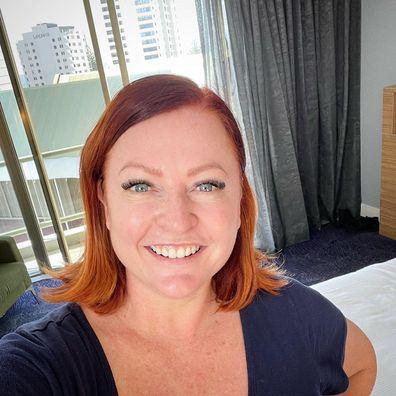 Shelly Horton's hotel quarantine experience