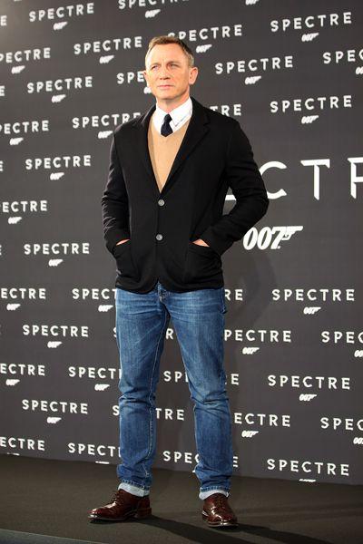 11. Daniel Craig