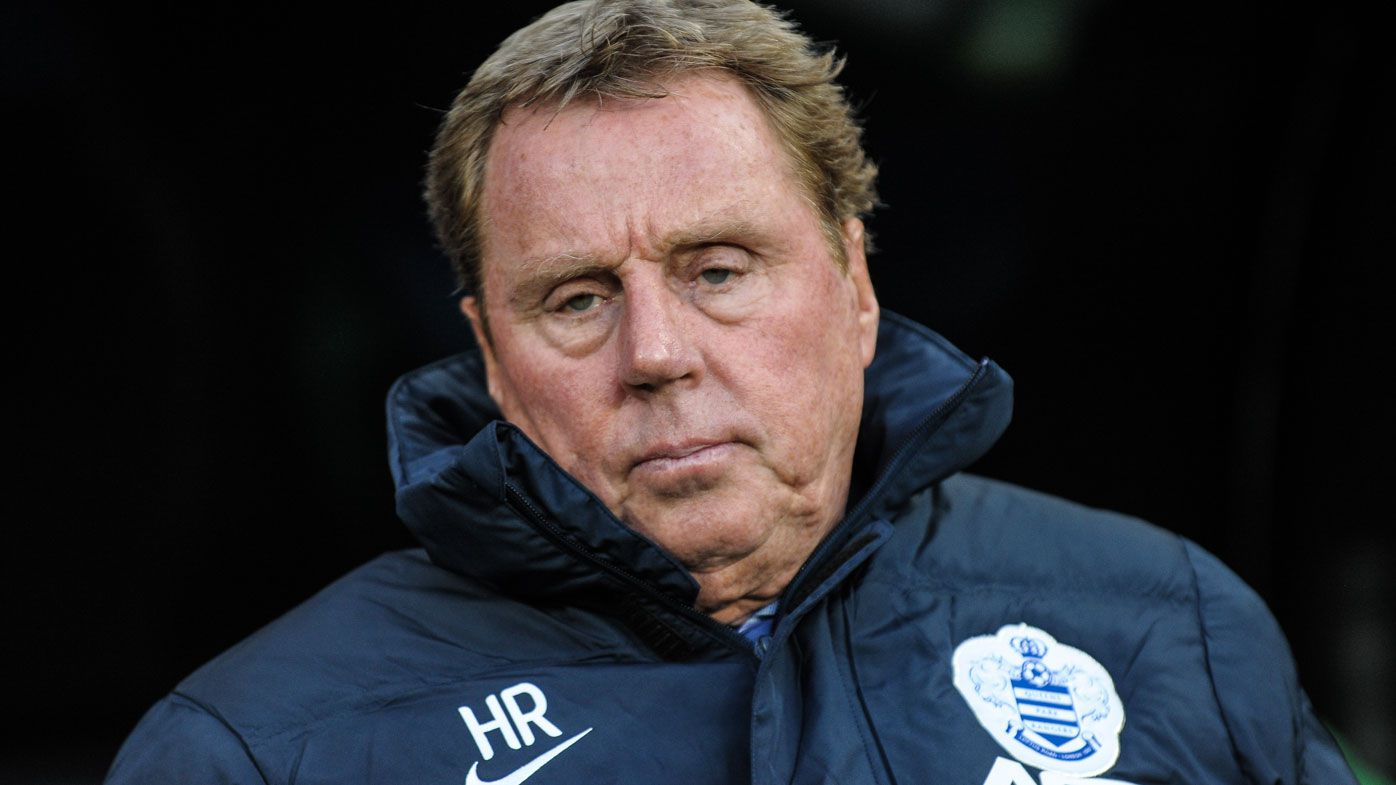 Harry Redknapp. (Getty)