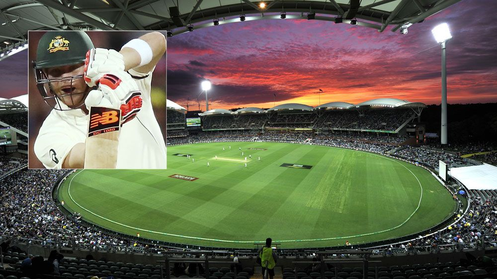 Aussies shines on Test cricket's big night