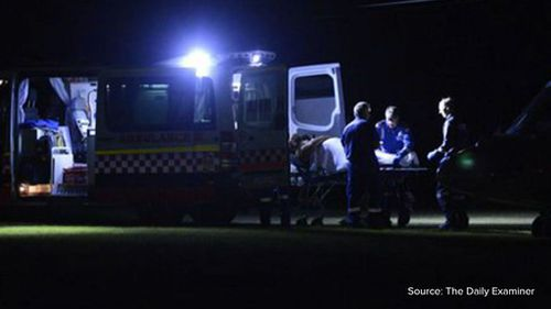Eight people injured after balcony collapses in Yamba