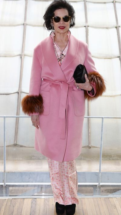 <p>Bianca Jagger has style moves that impressed Mick and the rest of the world.</p>