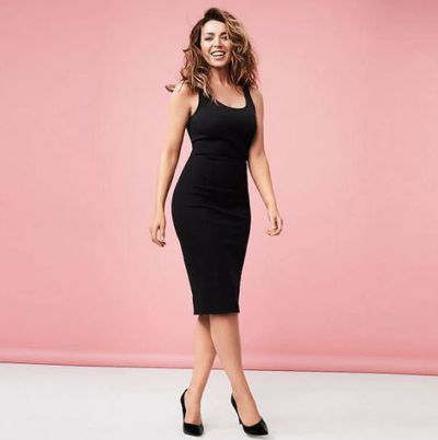 "<a href=""https://www.target.com.au/p/dannii-minogue-petites-ponte-bodycon-dress-black/59411703"" target=""_blank"">Dannii Minogue Petites Ponte Bodycon Dress</a>, $19"
