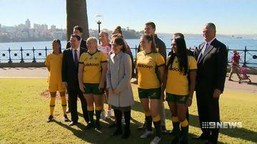 NSW's $350m bid to make Sydney a world sporting capital
