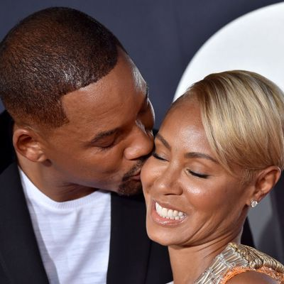 Will and Jada once nearly divorced