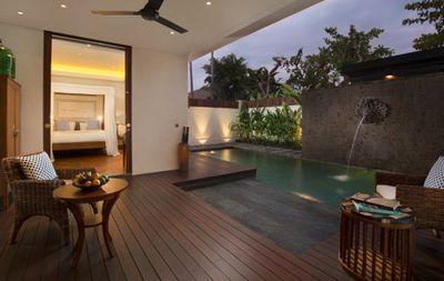 7. The Legian Bali, Seminyak, Indonesia