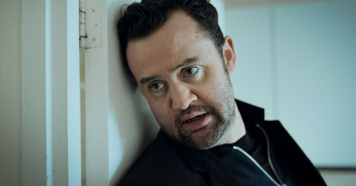 Daniel Mays opens up about playing detective roles...