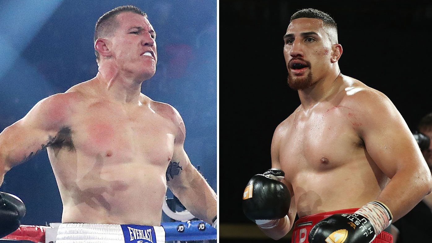 EXCLUSIVE: Paul Gallen tells Justis Huni to grow up after 'disgraceful' fight snub