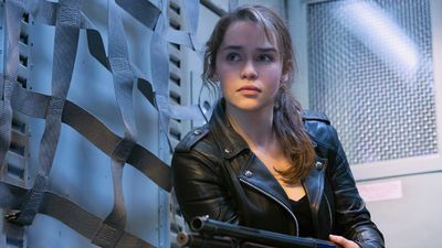 <p>The actress also starred in <em>Terminator Genisys</em>.</p><p>(AAP)</p>