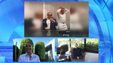Jennifer Lopez chats to Ellen DeGeneres