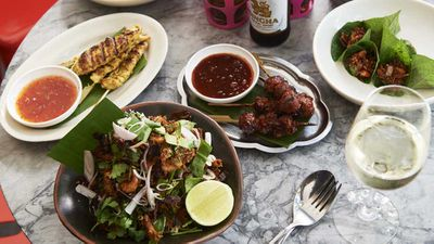 Long Chim summertime Thai