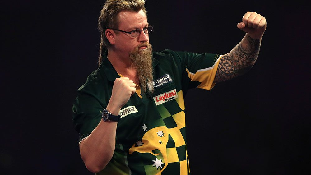 Simon Whitlock. (AAP)