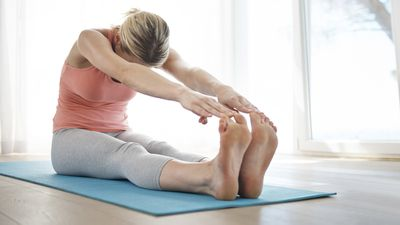 <strong>10. Relax with yoga</strong>