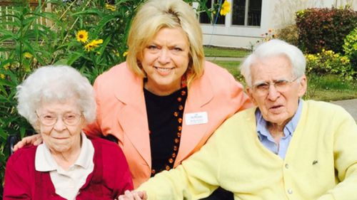 The couple proving true love stands the test of time