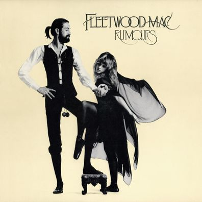 18. Rumours by Fleetwood Mac