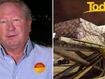 'Twiggy' brings vital masks, ventilators to Aussie shores