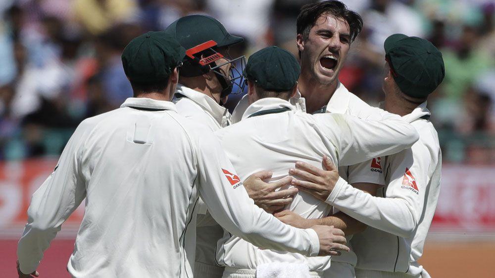 Australian cricketers.