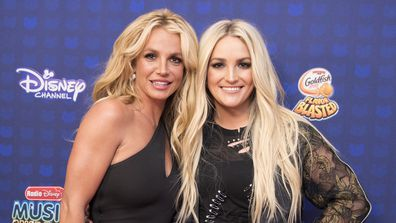 Britney Spears, Jamie Lynn Spears, 2017 Radio Disney Music Awards (RDMA), Microsoft Theater, Los Angeles