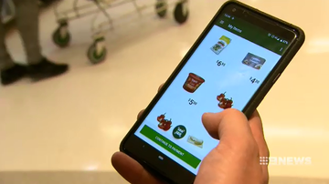 Woolworths 'scan and go' technology could change how we shop