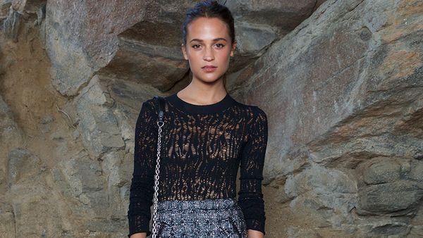 3a18c970e3f Meet Alicia Vikander – the new face of Louis Vuitton - 9Style
