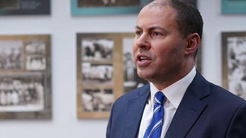 Federal Energy Minister Josh Frydenberg is confident his state and territory counterparts are warming to a national plan for power supply and climate policy. Picture: AAP
