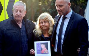 Matthew Leveson's parents back detective Gary Jubelin after shock resignation