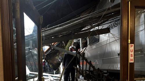 More than 100 people were injured. (AFP)