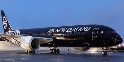 8. Air New Zealand