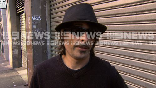 The 42-year-old was fined $2300. Picture: 9NEWS
