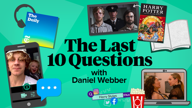 Daniel Webber, The Last 10 Questions, Escape From Pretoria
