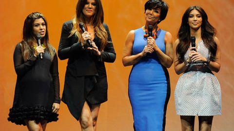 The Kardashian family's graveyard shopping spree