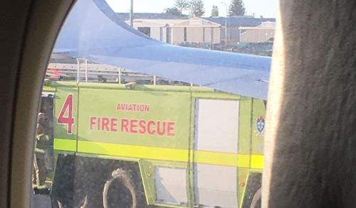 Emergency services attended the scene. (Supplied)